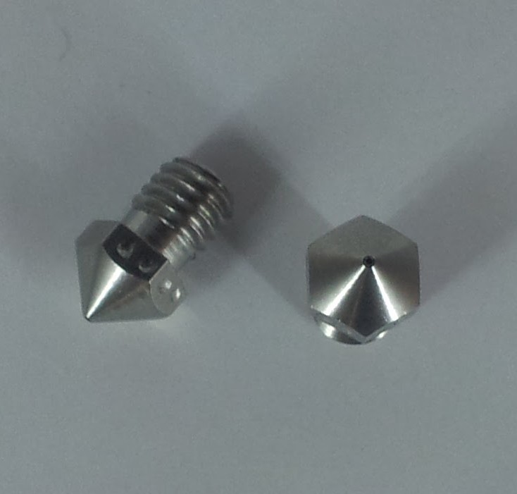 Ultimaker nozzle stainless steel mm ideato d