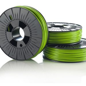 Ultimaker Green PLA is perfect to print yourself some Hulk arms and smash them on your silly neighbour's face.