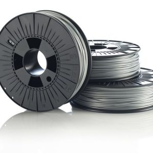 Ultimaker Silver Metallic PLAis a great filament, it prints really smoothly and has a great surface finish.