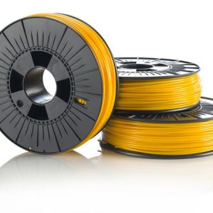 Ultimaker Yellow PLA will make Homer Simpson scream Doh when he'll see the awesome color of your print!