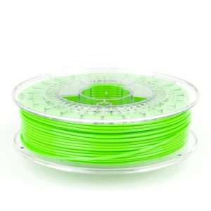 The ColorFabb XT Light Green is flashy, your solid and functionnal print will be seen from far away with this color!
