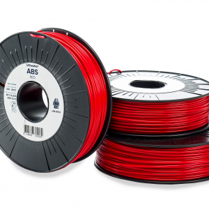 ABS Ultimaker Rouge